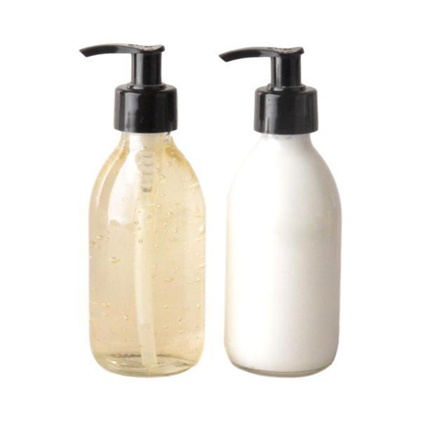 Bulk Body Care lotion & wash 200ml 5 units each