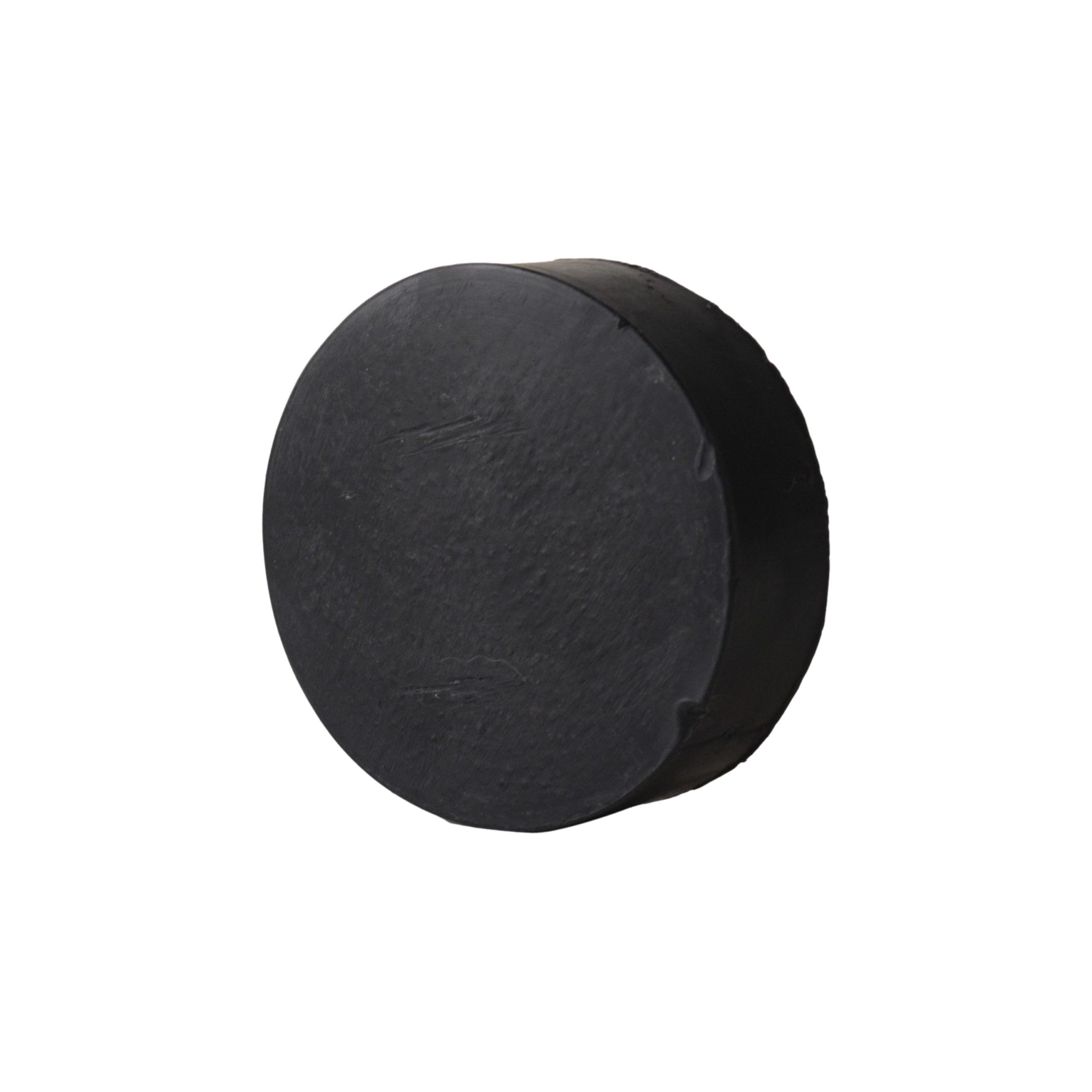 Handmade-Soaps-Activated-Charcoal-Soap-Round-Disk-100G